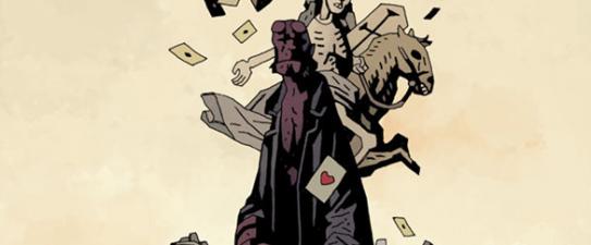 Hellboy in Hell #6 (Mike Mignola; Dark Horse Comics)