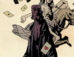Hellboy in Hell #6 (Mike Mignola; Dark Horse Comics)