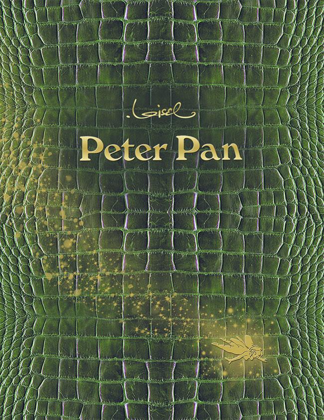 Preview: Régis Loisel's Peter Pan