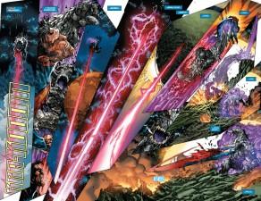 Superman: Doomed (Charles Soule, Greg Pak, Scott Lobdell, Ken Pashley; DC Comics)