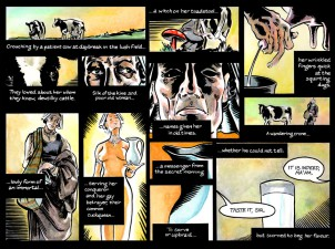 """Ulysses """"Seen"""" by Rob Berry (adapted from James Joyce)"""