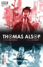 Thomas Alsop by Chris Miskiewicz and Palle Schmidt (BOOM! Studios)