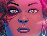 The Wicked and the Divine #1 by Kieron Gillen and Jamie McKelvie (Image Comics)