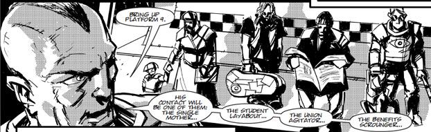Orlok: 2000 AD Sci-Fi Special