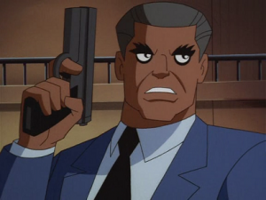Dan Turpin in Superman: The Animated Series