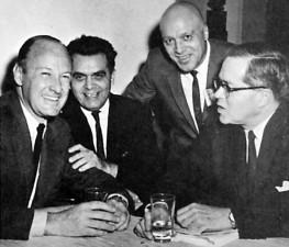 Stan Lee, Jack Kirby, John Romita Sr