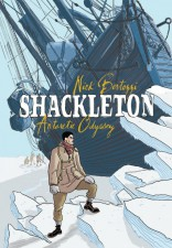 Shackleton by Nick Bertozzi (First Second Books)