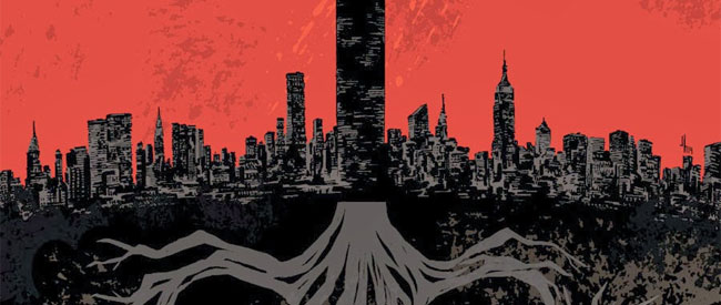 Trees (Warren Ellis & Jason Howard; Image Comics)