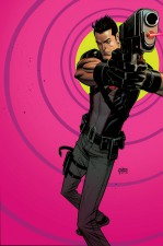 Grayson #1 by Tim Seeley and Mikel Janin
