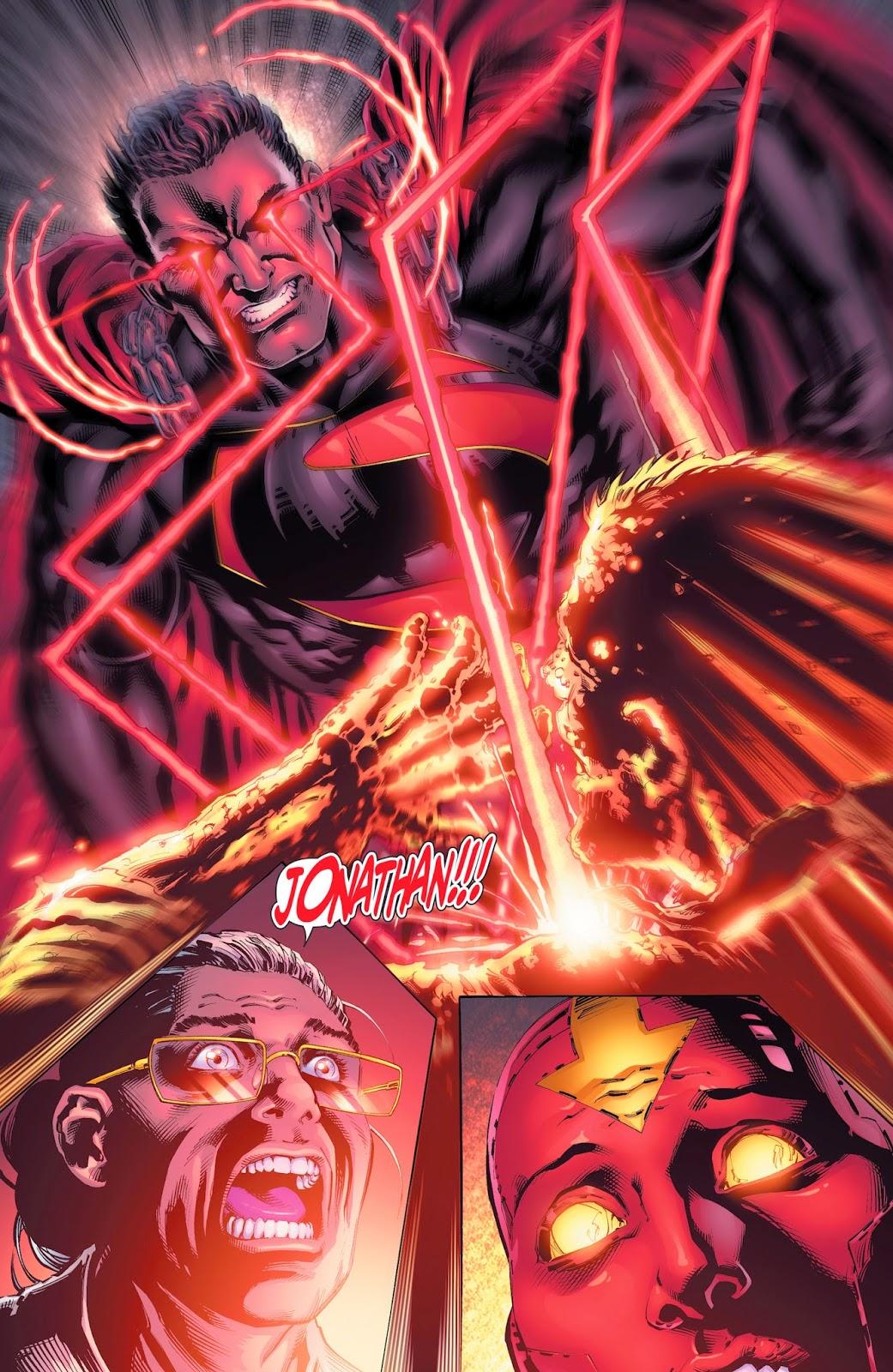 Kal-El kills JK