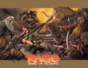 Rage The Series Preview Image