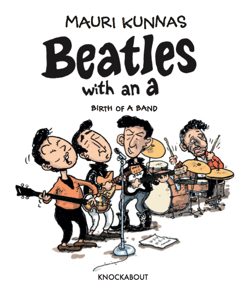 Beatles With an A (Mauri Kunnas; Knockabout Books)