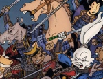 Usagi Yojimbo Senso 1 cover