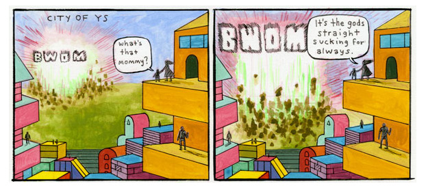 Forming by Jesse Moynihan (Nobrow Press)