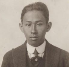 Chu Hing, creator of the Green Turtle