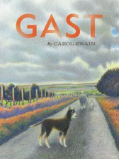 Gast by Carol Swain (Fantagraphics Books)