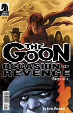 The Goon Occasion Of Revenge #1 by Eric Powell