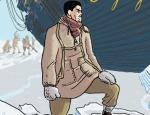 Shackleton: Antarctic Odyssey (Nick Bertozzi; First Second)