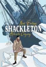 Shackleton by Nick Bertozzi (First Second)