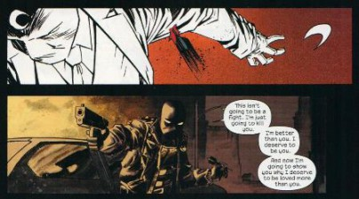 Moon Knight #6 int A