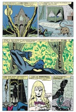 Nightworld original page 1