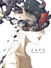 Zaya by JD Morvan and Huang-Jei Wei (Magnetic Press)