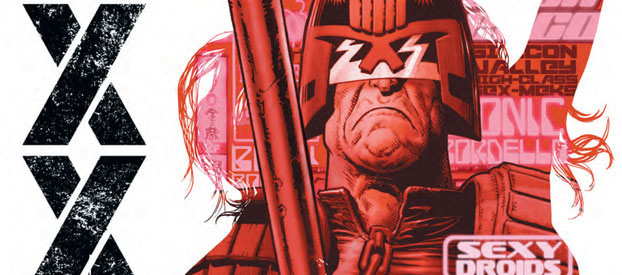 Judge Dredd: The XXX Files