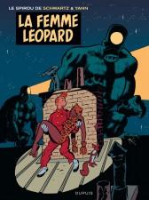 Le Spirou De Schwartz & Yann: La Femme Leopard