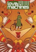 Love Machines #2: cover by SM Vidauri