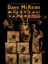 Pictures That Tick Vol 2 (Dave McKean; Dark Horse Comics)
