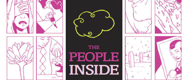 The People Inside by Raw Fawkes (Oni Press)