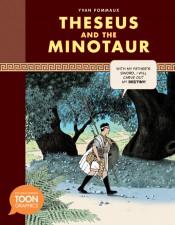 Yvan Pommeux - Theseus & the Minotaur