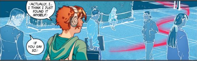 Wayward #1 by Jim Zub and Steven Cummings (Image Comics)
