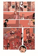 Deadly Class by Rick Remender, Wes Craig & Lee Loughridge (Image Comics)