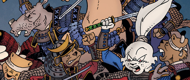 Usagi Yojimbo: Senso by Stan Sakai (Dark Horse Comics)Usagi Yojimbo: Senso by Stan Sakai (Dark Horse Comics)