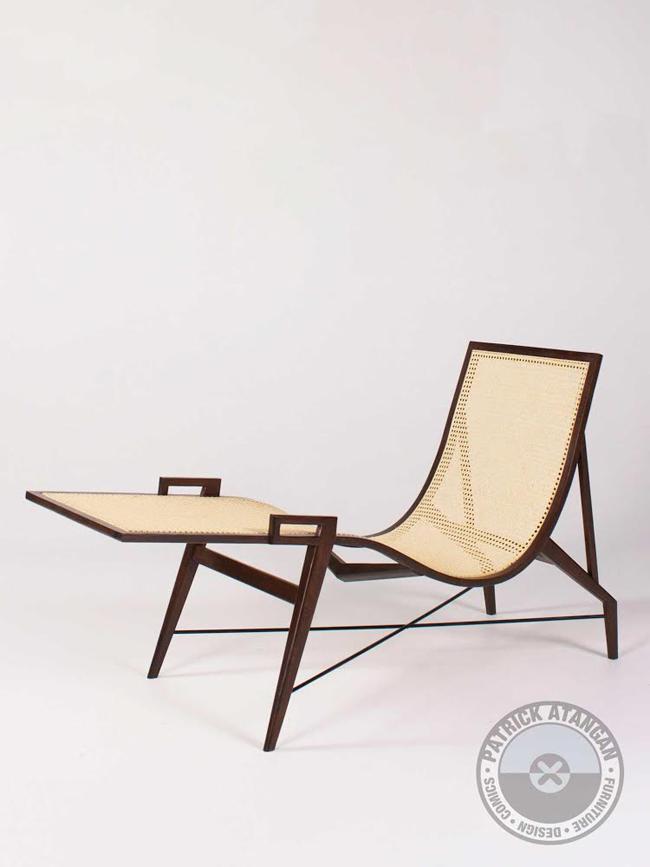 Chair Designed By Patrick Atangan