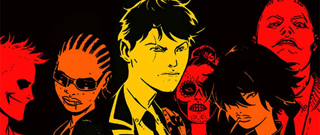 Deadly Class by Rick Remender, Wes Craig and Lee Loughridge (Image Books)