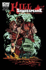 Kill Shakespeare: The Mask of Night by Conor McCreery, Anthony Del Col and Andy Belanger (IDW)