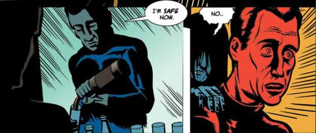 Nix Comics Quarterly: Ken Eppstein and Darren Merinuk