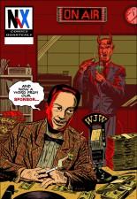 Nix Comics Quarterly (Ken Eppstein; cover by Michael Neno)