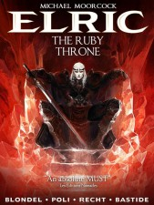 Michael Moorcocks Elric The Ruby Throne