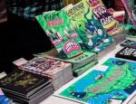 SPX 2014 Comics and books