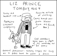 Tomboy by Liz Prince (Zest Books)