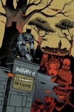 Arkham Manor #1 cover