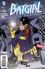 Batgirl #35 cover