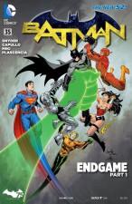 Batman #35 cover