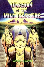 Invasion of the Mind Sappers by Carol Swain (Fantagraphics Books)