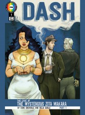 Dash #1 by Dave Ebersole and Delia Gable (Northwest Press)