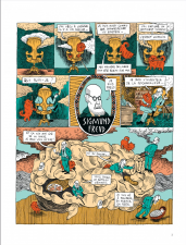 Freud by Corinne Maier and Anne Simon (Dargaud/Nobrow)