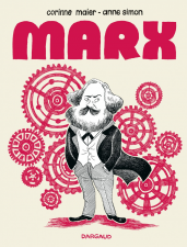 Marx by Corinne Maier and Anne Simon (Dargaud/Nobrow)